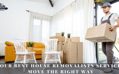 Try our best house removalists services to move the right way