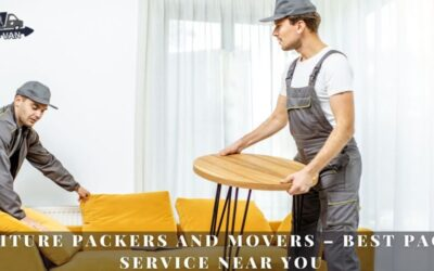 Furniture Packers And Movers – Best Packing Service Near You