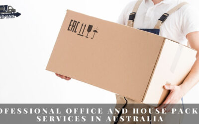 Professional Office and House Packing Services in Australia